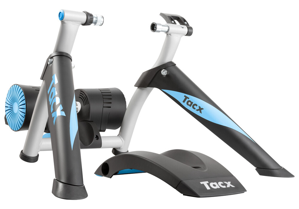 how to turn on tacx trainer